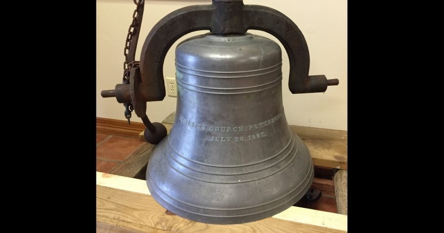 Trinity Church Pottsborough bell