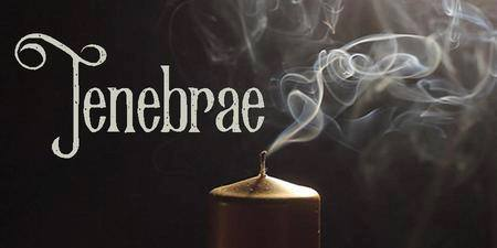 Tenebrae Good Friday Service