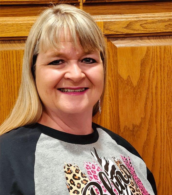 Yvette Rowan, Director of Music Minstry